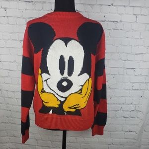 Mickey & Co. Vintage Mickey Mouse Sweater